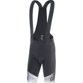 GORE WEAR Fade+ Bib Shorts Men black/white